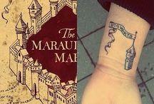 Τατουάζ Harry Potter