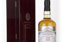 Banff single malt scotch whisky / Banff single malt scotch whisky