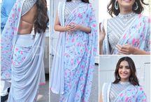Saree Styling