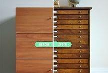 Furniture - Makeovers, Hacks and Knock Offs