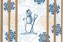 Christmas/ Snowmen