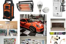 15 Must Have Gadgets for Your Garage / Are you ready to organize and modernize your garage? Choose one, two, or all of the following products.