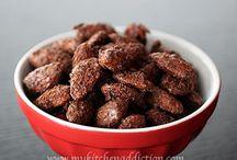 Healthy snacks / by deb