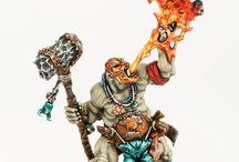 Firebellies / Warhammer Age of Sigmar Firebellies - www.the-stronghold.com #firebellies #ageofsigmar #warhammer #aos #paintingwarhammer