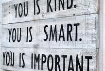 Quotes / by Kristin Schlupp