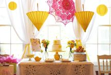 Party Ideas / by Kim Fee