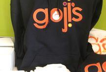 Goji's Swag