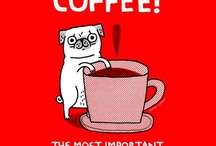 COFFEE <3 / Soy amante del café y de su rico aroma, buscando imagenes que me inspiren para hacer Ilustraciones sobre él... el Café, The Coffee... / by AleMcAllister Pinkpop
