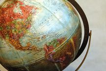 Globes / Globes of all kind