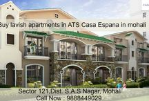 Buy lavish apartments in ATS Casa Espana in mohali / #Apartments for sale near #Chandigarh in ATS #CasaEspana in #Mohali . For More infromation Call at : 9888449029
