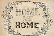 Home Dècor / by Maria 50girl