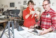 craft schools, residencies, apprenticeships, postbacc/mfa