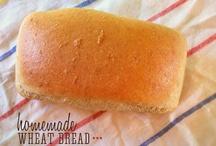 Breads / by Rachel Miller