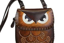 owl handbag / by Mandy Smith