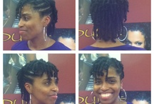 Lavish Looks of the Week / Hairstyles done at none other than Lavish Hair Spa!