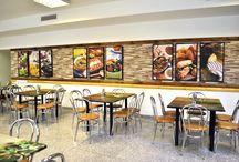 Decor bar/ restaurant