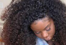Fly Natural hair