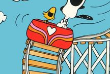Snoopy / by Melea Chaney