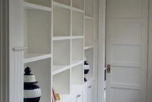 Shelving / by RGN Construction
