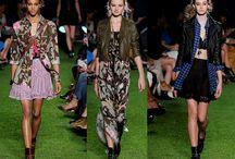 Blugirl / Blugirl collezione e catalogo primavera estate e autunno inverno abiti abbigliamento accessori scarpe borse sfilata donna.