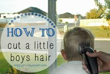 For little boy / by Megan DiSalvo