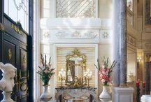 Kiến trúc - nội thất cổ điển, tân cổ điển / Vietnamarch thiết kế, thi công kiến trúc - nội thất cổ điển, tân cổ điển sang trọng.