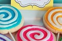 cute food ideas kids / by Lisa Keyes