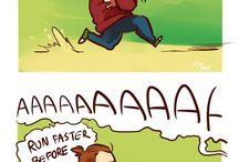 comic ~ fail by error