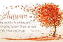 Greetings / Autumn Blessings