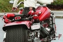 Mega hustý motorky