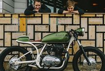 cafe racer bike
