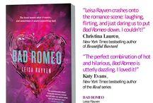 BAD ROMEO / Memes, quotes, and pics related to the NA Novel, Bad Romeo