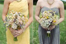 Gray Love / Gray color wedding details & inspiration.