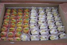 svadobné koláče