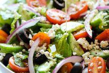 Salads - салаты