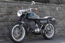 Moto custom / Przeróbki, ulepszenia, zmiany wyglądu motocykli.