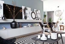 De mooiste tv-meubels / Tv kijken of tv wegkijken? Hoe integreer jij jouw tv in het interieur?