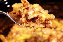 Recipes for dinner / by Emily Greder