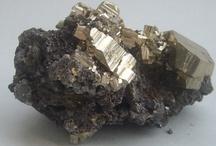 Minerals, Crystals