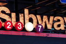 New York City Subway Advertising / Reach New York City travelers 24/7