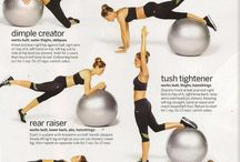 Gym Ball Exercise