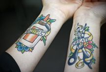 Crafty Tattoos / by Alisson Burda