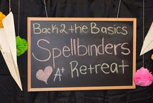 Spellbinders 2013 Design Team Retreat