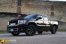 The Denali Project / Our CEO Scott Bintz' 2013 GMC Sierra Denalli Project Truck / by RealTruck.Com