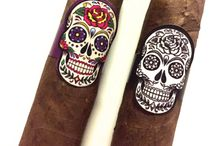 Halloween Party / Customized cigars for every occasion! Weddings, bachelor parties, private events, gifts for men, gifts for boyfriends, birthday parties, corporate branding!