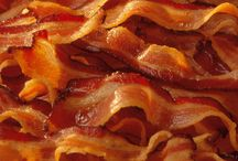 Bacon! / I love bacon, YOU love bacon, WE ALL LOVE BACON! :-) / by Peggy Arteberry