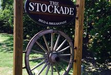 Packages / The Stockade offers several Bed and Breakfast Package Specials. Choose the one that's right for you.  http://thestockade.com/packages/ / by The Stockade Bed and Breakfast
