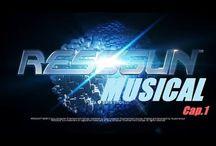 Resogun Musical.