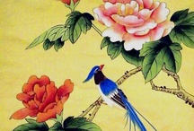 chinese silk art