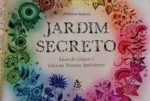 Livros de Colorir